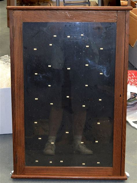 Display Cabinets For Medals by An Antique Medal Display Cabinet 90 Cm X 60 Cm