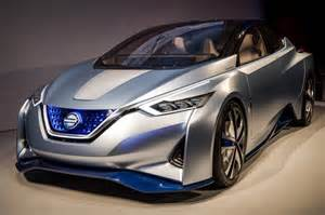 Nissan Tesla Will The Next Nissan Leaf Challenge The Upcoming 200 Mile