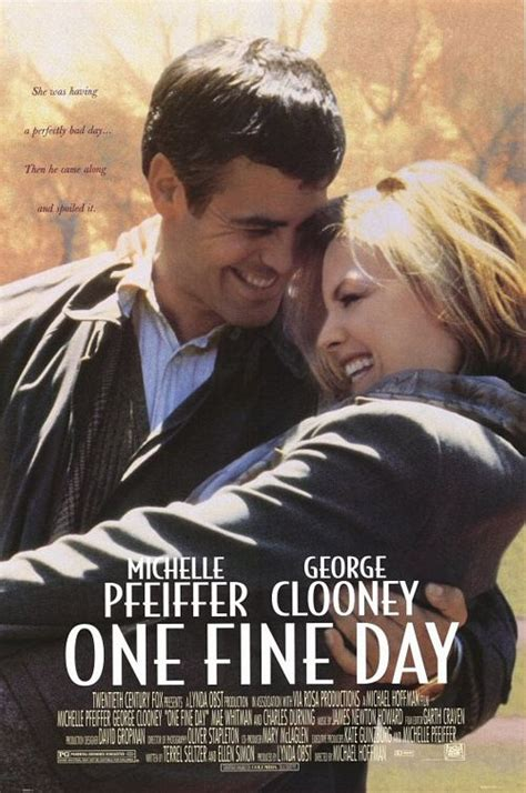 one day romantic film one fine day 1996 find your film movie recommendation
