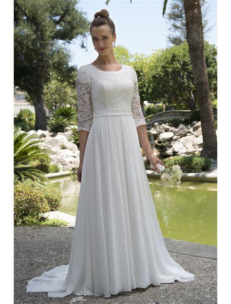 [ Short Lace Wedding Dresses For Older Brides ] Best