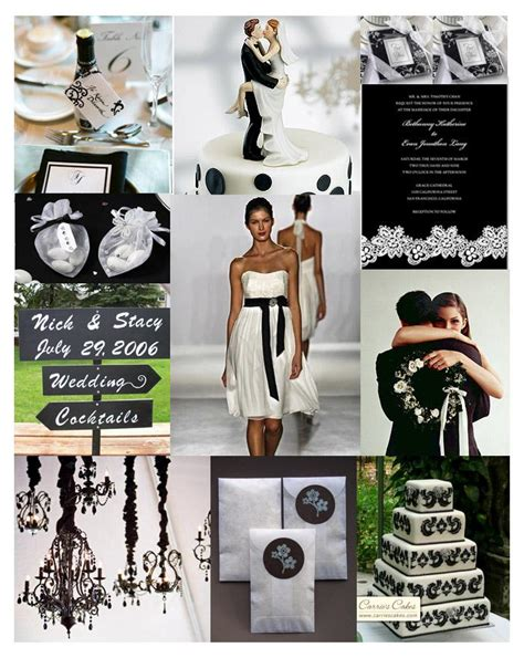 decorations for black and white themed black white wedding theme rustic wedding chic