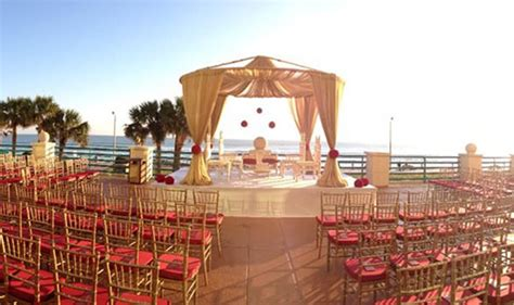 Wedding Venues Daytona by Beachfront Daytona Weddings Daytona