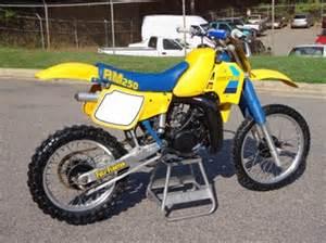1984 Suzuki Rm250 1984 Suzuki Rm250 East Coast Vintage Mx