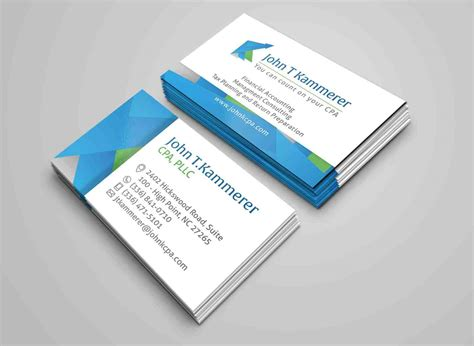 Downloadable Business Card Templates For Word