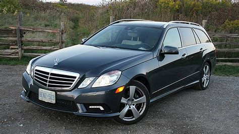 2011 Mercedes E350 4matic Sedan 2011 Mercedes E350 4matic Wagon Auto Show By Auto