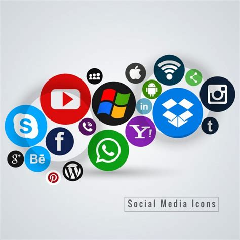 Free Email Lookup Social Networks Social Network Icons Images