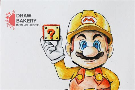 drawing maker speed drawing mario maker