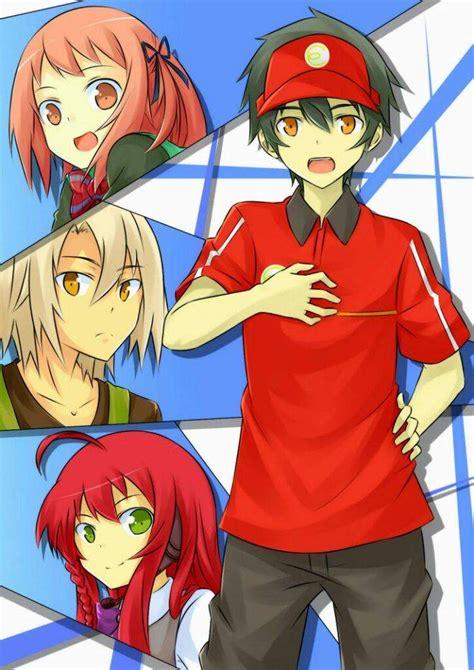 ending anime hataraku maou sama the is a part timer review anime amino