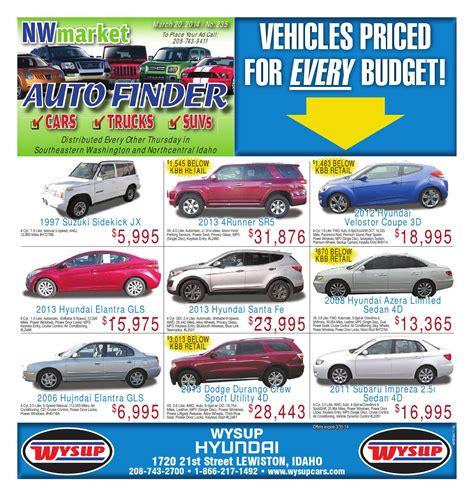 Auto Finder by Auto Finder March 20 2014 By Lewiston Tribune Issuu