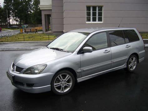mitsubishi lancer wagon 2006 mitsubishi lancer wagon pictures 1997cc gasoline