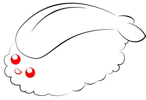 create drawings sushi drawing www imgkid the image kid has it