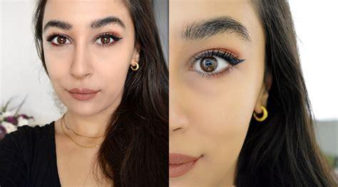 Maskara Eyeliner oriflame the one maskara ve eyeliner 莢ncelemesi papatya a蝓k莖