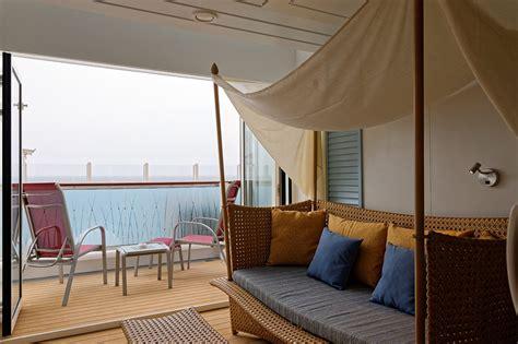 aida lanaikabine lanai kabine wintergarten und balkon am promendendeck