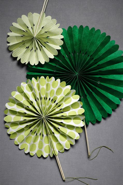 how to paper fan with stick folding paper fans could be made easily with popsicle
