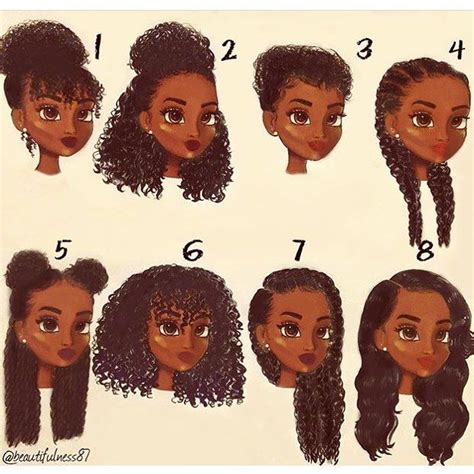 Easy Hairstyles For Black 4c by 527 Best Hair Type 4c Images On Black