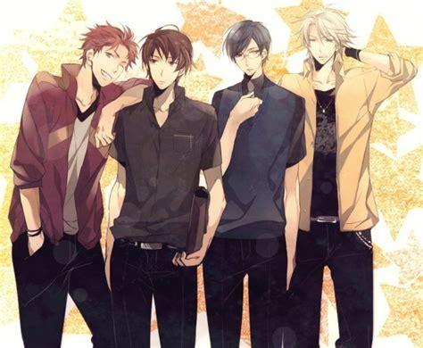 Hot Anime Guys Take Two Anime Shane Dawson Army Anime Friends Boy And