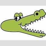 Alligator Mouth Open Drawing | 600 x 450 jpeg 17kB