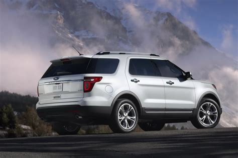 2011 Ford Explorer by Page Not Found Carblog