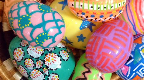 Decorative Easter Eggs Home Decor Home Decor Diy Plastic Easter Eggs