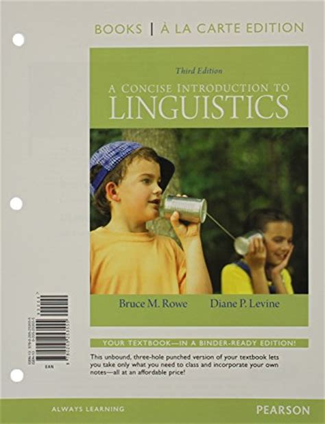 a concise introduction to mathematics fourth edition books concise introduction to linguistics a books a la carte