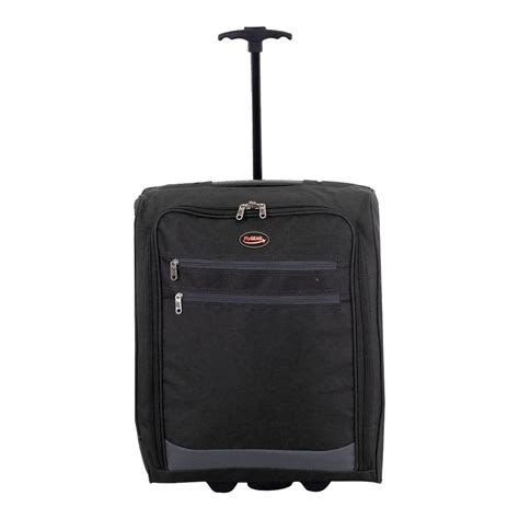 easyjet cabin approved wheeld suitcase luggage travel