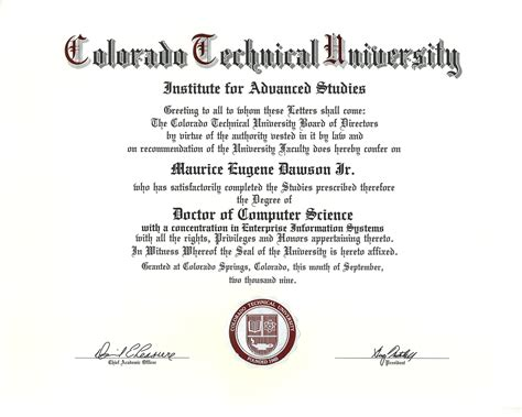 Ctu Mba by Mba Degree Mba Degree Colorado