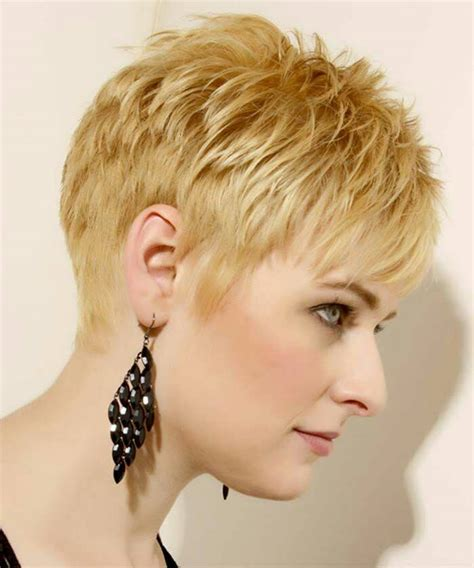images of womens short hairstyles with layered low hairline 60 trendiest low maintenance short haircuts you would love