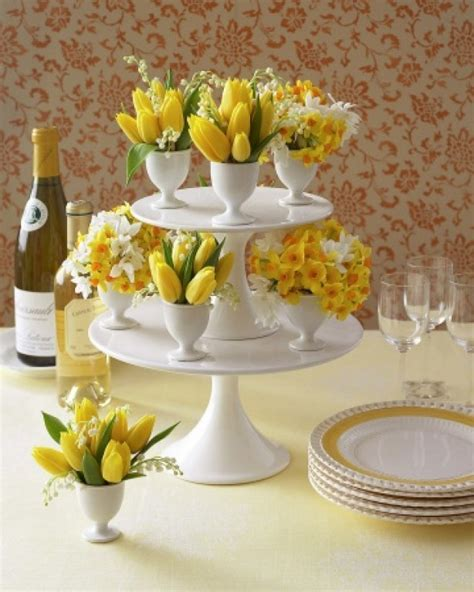 easter centerpiece ideas 60 easter table decorations decoholic