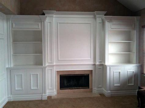 Built Ins Fireplace by Custom Mantels Bookshelves Fireplaces