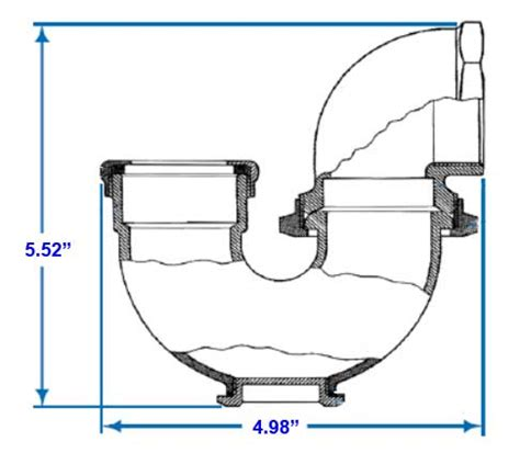Plumbing Trap Sizes by 301 Moved Permanently
