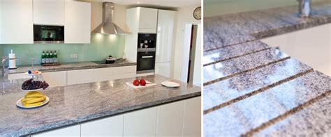 arbeitsplatten k che granit granit matt kuche kreative ideen f 252 r design und wohnm 246 bel