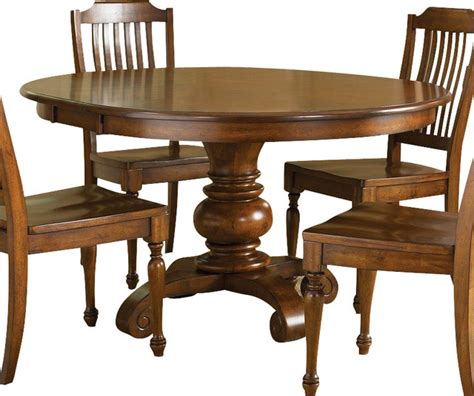 liberty furniture americana 48 inch dining table in