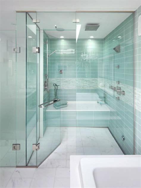bodengleiche dusche mit wegklappbaren glast ren inspiration f 252 r ihre begehbare dusche walk in style im bad