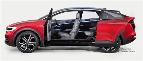 Volkswagen I D Crozz 2020 by Meet The Id Crozz A Preview Of Volkswagen S