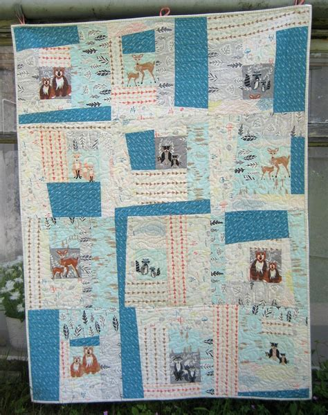 log cabin quilt wonky log cabin quilt
