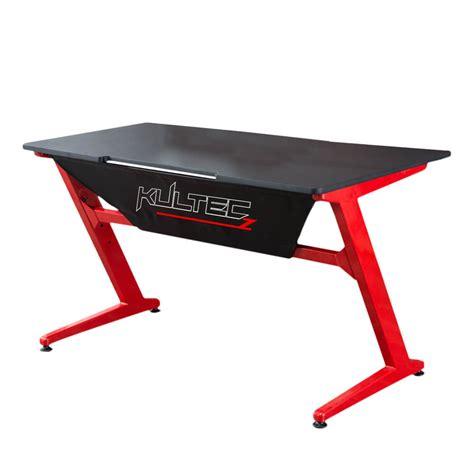 escritorios gamer escritorio gamer kultec z rojo 161 envio gratis dd tech