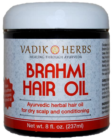 ramtirth brahmi hair oil ayurveda for hair loss causes and treatments in