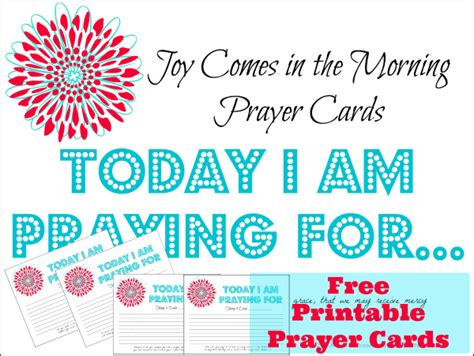 how to make a prayer card free printable prayer cards