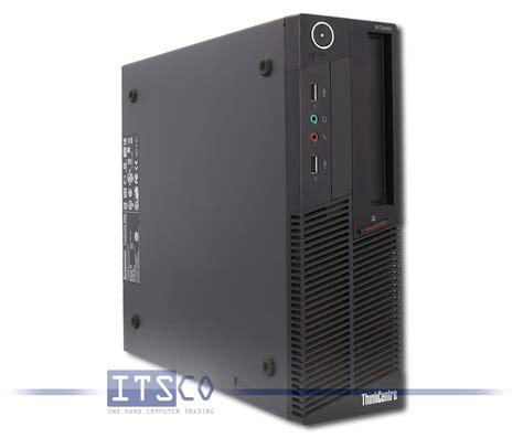 Paket Intel I5 650 3 2 Ghz lenovo thinkcentre m90p 250 gb g 252 nstig gebraucht kaufen