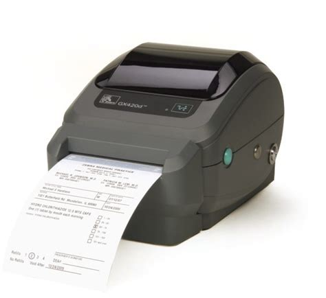 Thermal Printer Rx Paper Rolls for Zebra Thermal Roll Printers