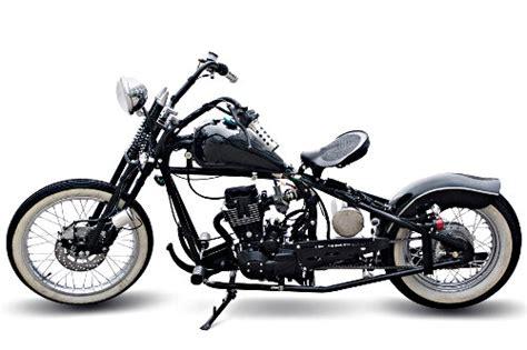 E Motorrad Mit Zulassung by Old School Bike Mit Zulassung Autogazette De
