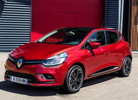 Facelifted Renault Clio 2016 Drive Cars Co Za