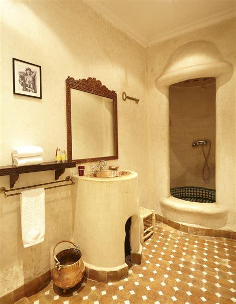 Sal De Bain la salle de bain marocaine l exotisme incarn 233 d 233 cor