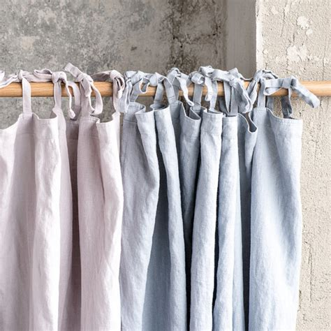 washing linen curtains ashes of rose washed linen curtains linen drapes in ashes of
