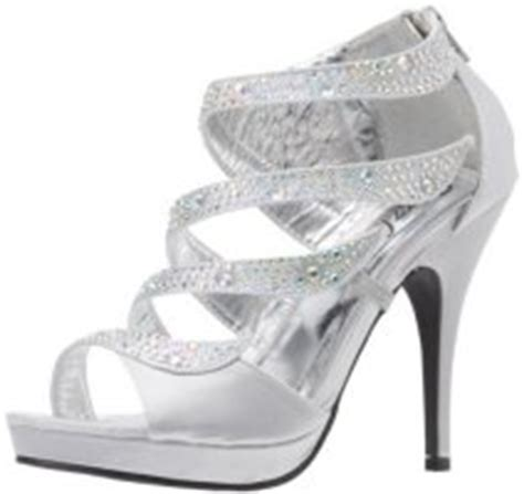 silver prom shoes cheap high heel flat silver shoes