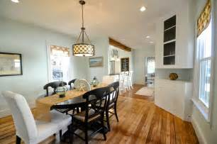 Open Kitchen And Dining Room Remodelaholic Creating An Open Kitchen And Dining Room