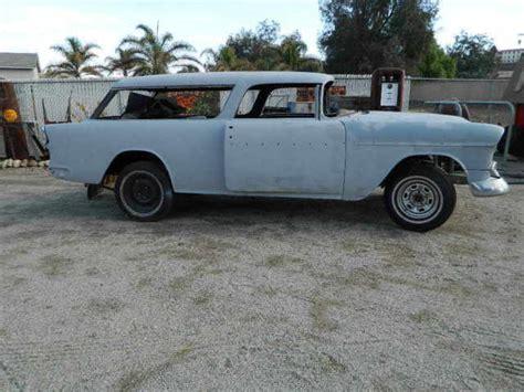 nomad car for sale chevrolet nomad 2 door 1955 primer for sale 55s120618