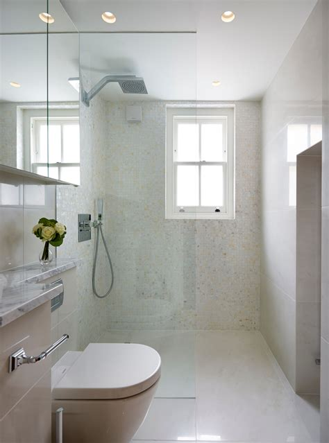 Shower For Small Bathroom Small Bathroom With Walk In Shower Decohoms