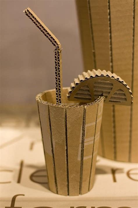 Production And Recycling Of Corrugated Boxes Packaging