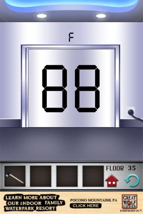 100 Doors Floor 36 by 100 Floors Walkthrough Cheats Review 100 Floors Level